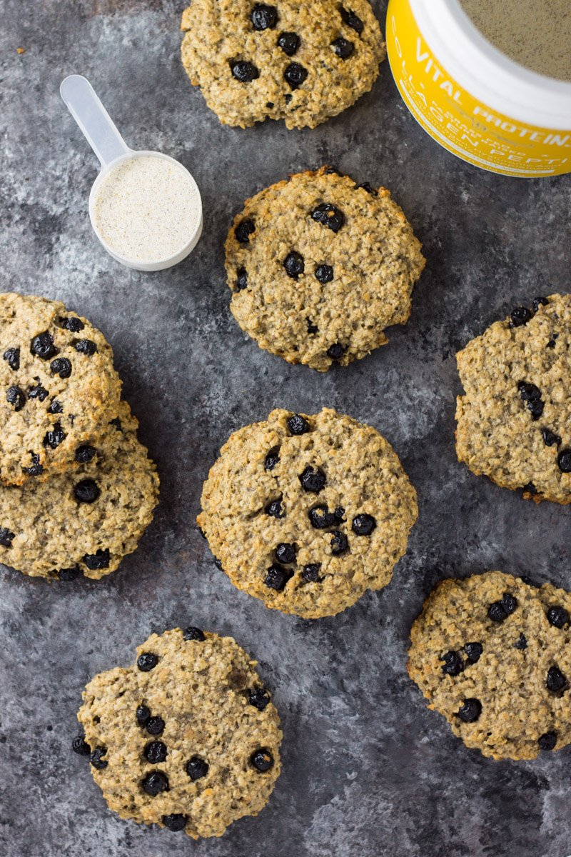A super healthy breakfast cookies kids and adults will love. Allergy friendly and easy to make!