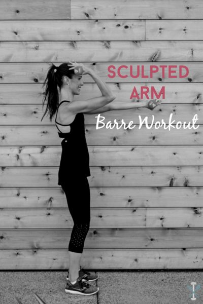 Sculpted Arm Barre Workout
