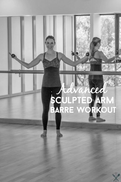 Advanced Sculpted Arm Barre Workout