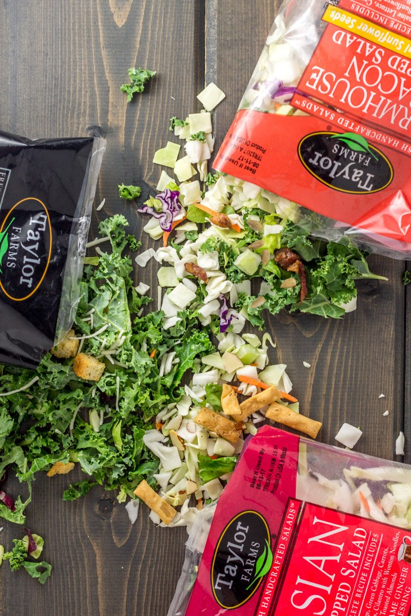 Taylor Farms Chopped Salad Kits