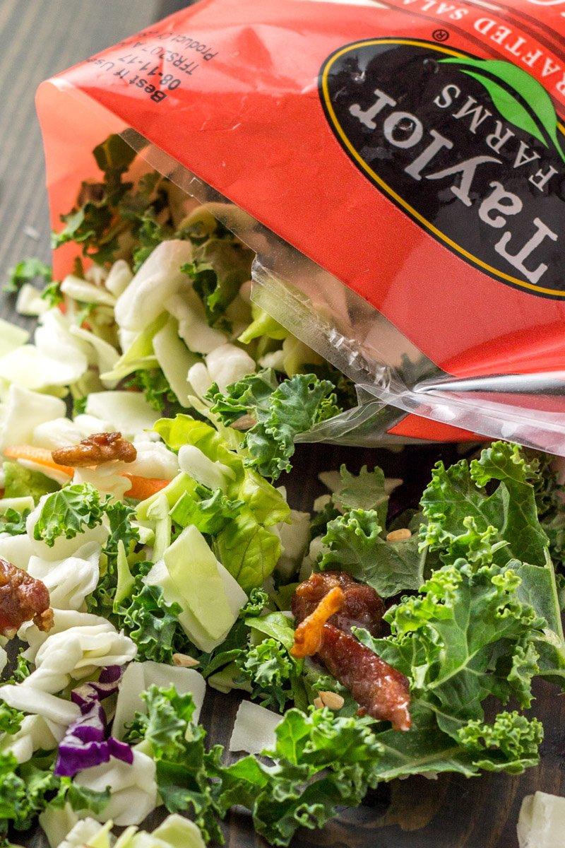 Taylor Farms Farmhouse Bacon Salad