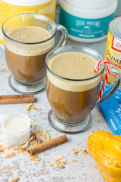 Holiday Collagen Coffee Recipes