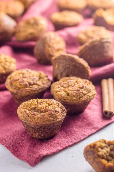 Paleo Butternut Squash Muffins