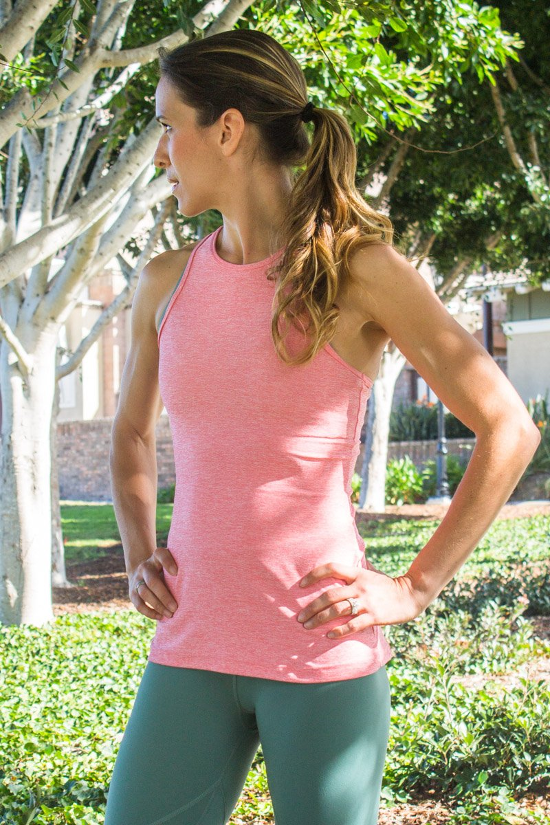 2017 women's holiday gift guide - workout tank