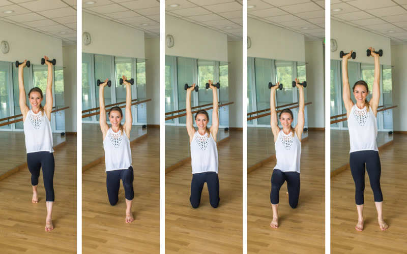 Diastasis Friendly Fully Body Workout - Surrenders