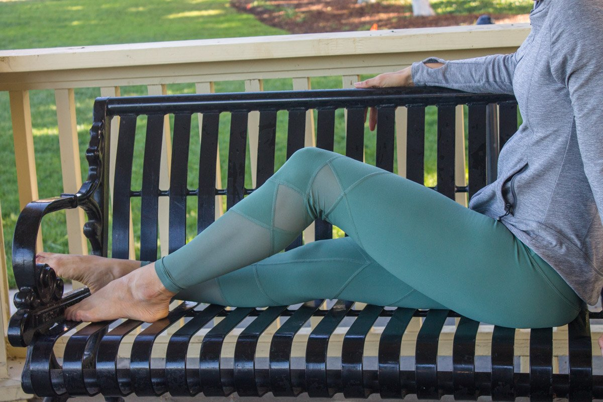 Yoga pants - women's holiday gift guide