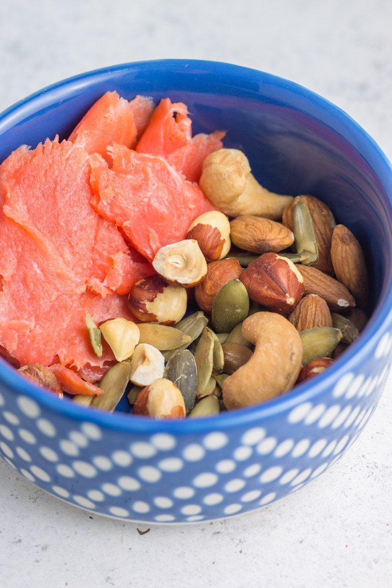The best whole30 and paleo pre workouts snacks. Healthy, real food fuel
