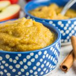 This Instant Pot applesauce has a few hidden veggies that your kids won't even know are packed in every bite.