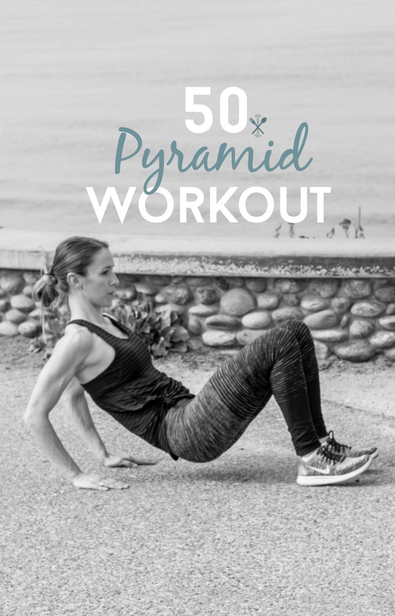 50 pyramid workout