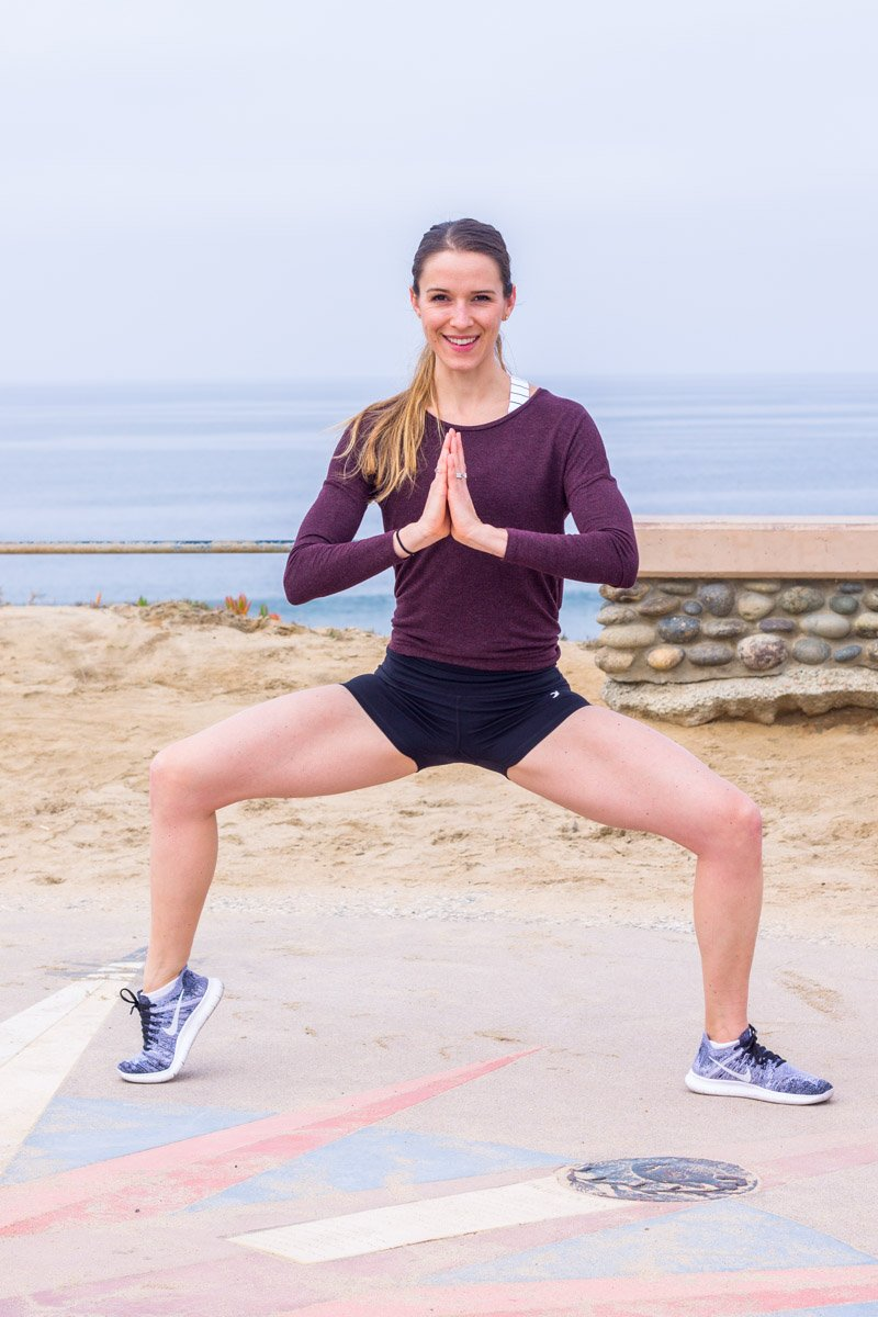 Inner thigh scorcher! This lower body workout is the perfect way to tone and sculpt from the waist down