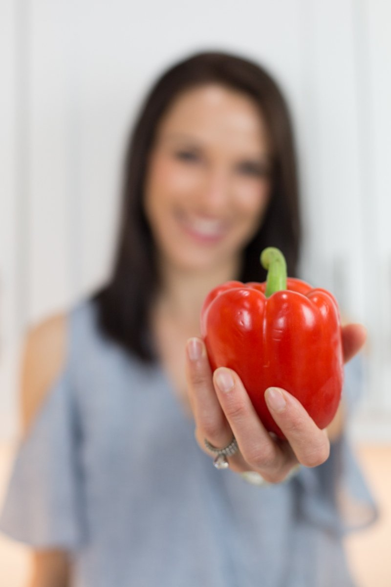 Controlling a craving healthy snacks