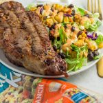 Fiesta Ranch Steak Salad