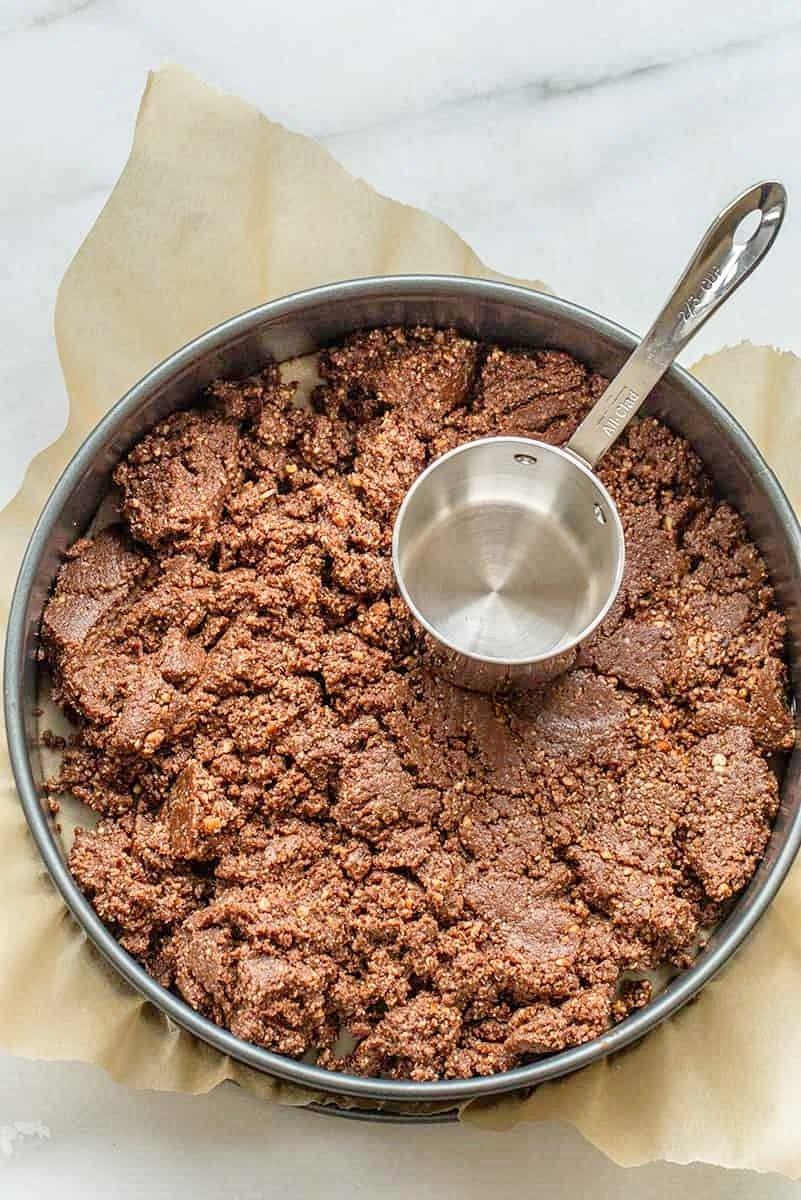 Paleo Chocolate Crust