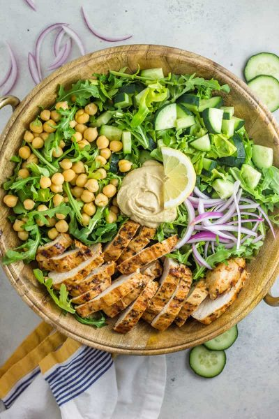 Peri Peri Chicken Salad