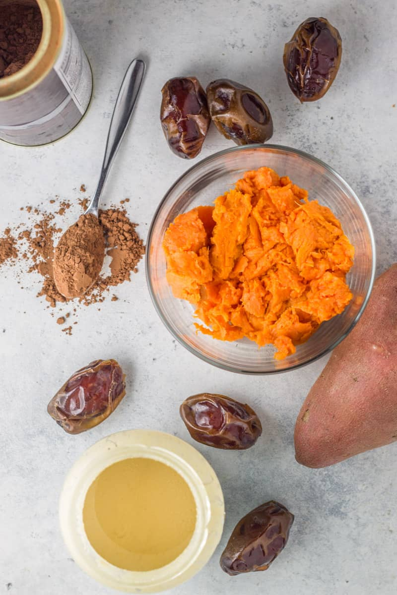 healthy paleo dessert ingredients
