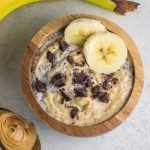 Chunky Monkey Chia Seed Pudding
