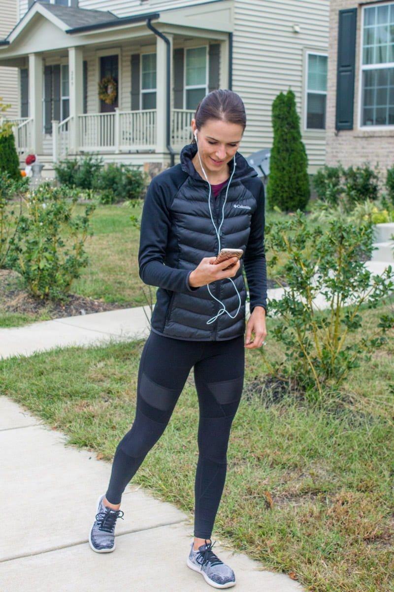 running tip make a playlist